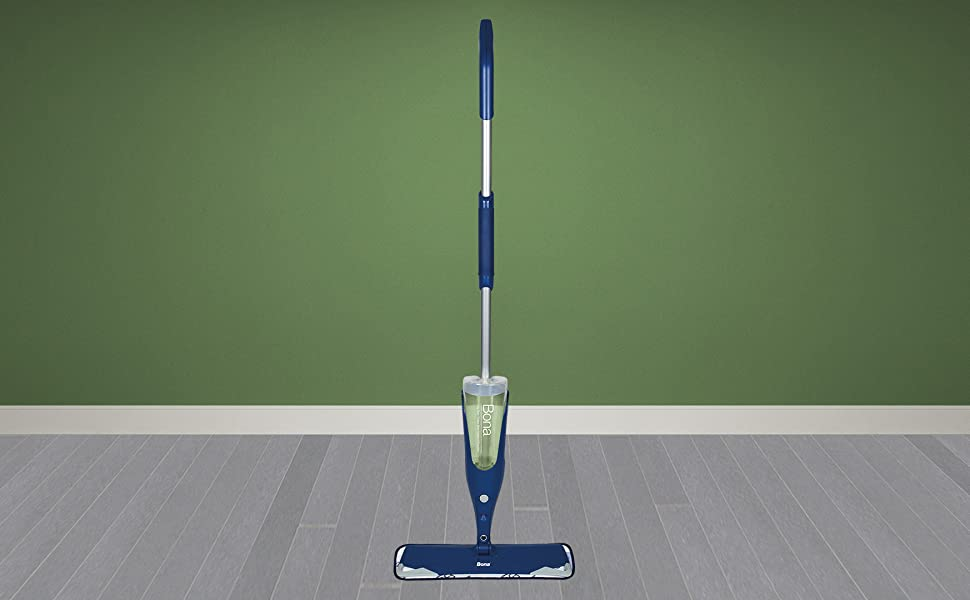 Bona Premium Spray Mop for Hard-Surface Floors, stone, tile, laminate, vinyl, LVT
