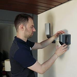 camera,surveillance,sécurité,maison,video,exterieure,autonome