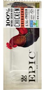 Chicken Sriracha