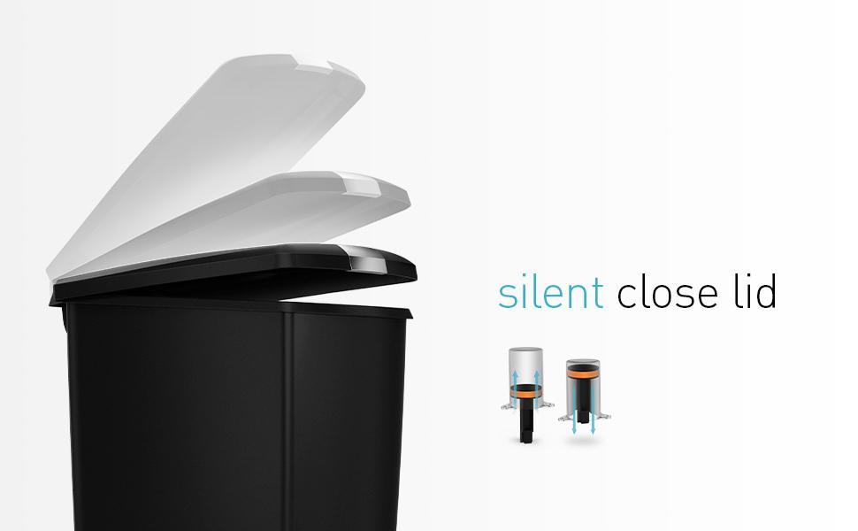 silent lid