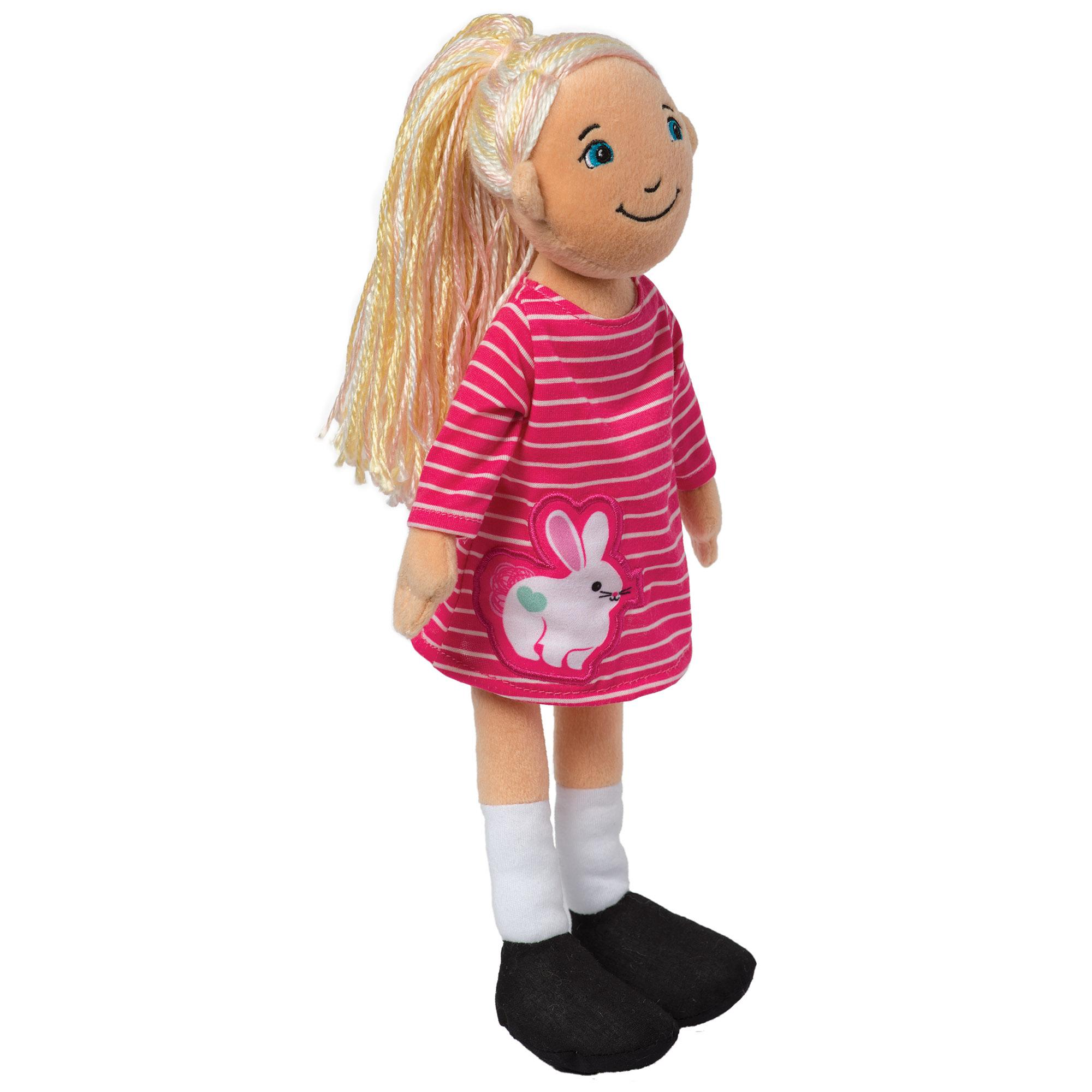 Delightful Decorative Doll Elegant Appearance Fashion, Character, Play Dolls