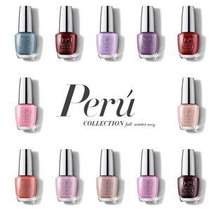 OPI Peru Collection Nail Polish Nail Lacquer Infinite Shine Long-lasting Long wear nail art