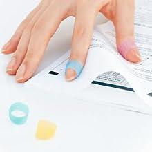 指の太さに合わせて選ぶサイズ展開