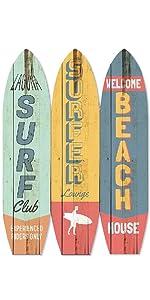 surfboard room divider