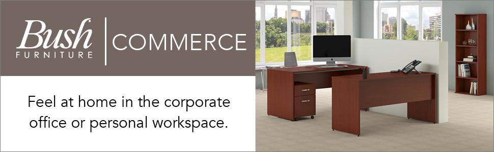 bush furniture,commerce,autumn cherry,cherry,transitional,bush,bush industries