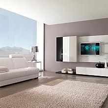 ambiente perfecto, calefactor de pared Taurus
