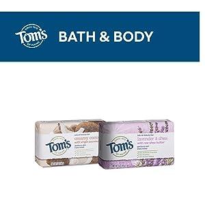 Tom's of Maine Bath & Body