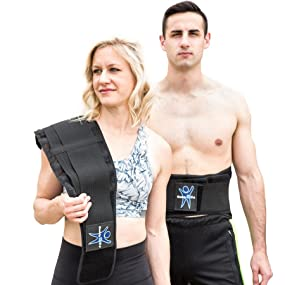 ComfyMed Breathable Mesh Lower Back Brace for Men and Women suitable for Hot Climate