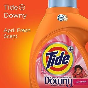 Tide Downy