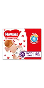 Huggies Essential Nappies