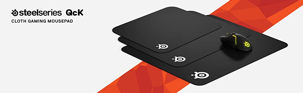 Steelseries_Qck_GamingMousepad