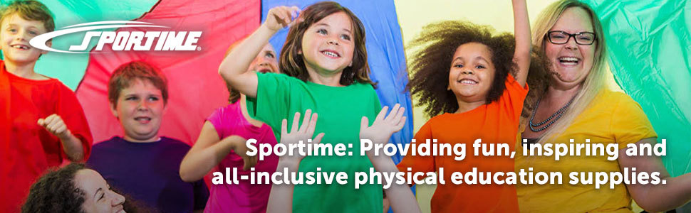 Sportime: Providing fun, inspiring all-inclusive physical education supplies.