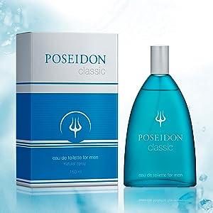 Instituto Español Poseidon Classic - Perfume Hombre 150 ml: Amazon.es: Belleza