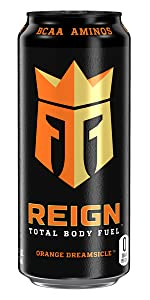 reign total body fuel orange dreamsicle fitness and performance drink pre workout