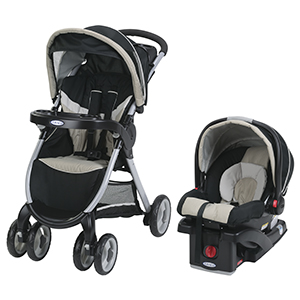 Graco Pace Click Connect Travel System Hadlee