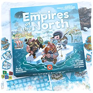 Empires of the North Box