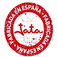 Jata GR558 Plancha de Asar Muy Resistente al Rayado y Antiadherente Libre de PFOA Medidas 46 x 28 cm 2500 W Fabricada en España: Jata: Amazon.es: Hogar