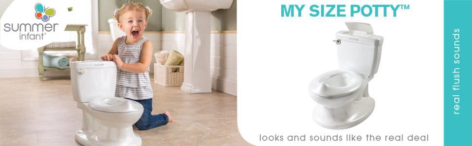 Amazon.com : Summer Infant My Size Potty : Baby