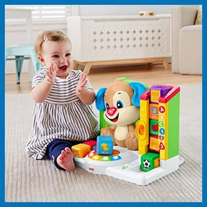 Ríe y Aprende - Perrito Primeras Palabras (Mattel FJC21)