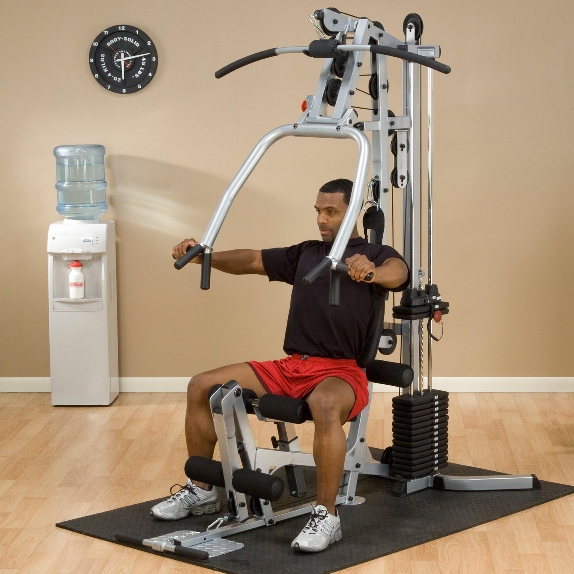 Easy Home Exercise Equipment: Amazon.com : Powerline By Body-Solid Easy-Assembly Home