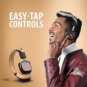 easy, tap, control, boAt, audio, nirvana
