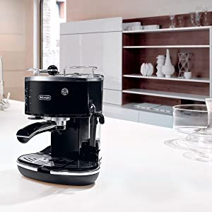 Delonghi manual coffee makers