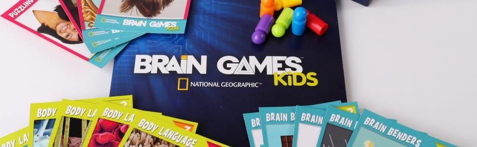 Brain Games Kids Banner