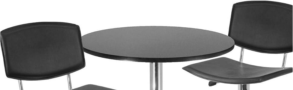 4186ba8afdcf Amazon.com  Winsome Spectrum 3-Piece Pub Table Set