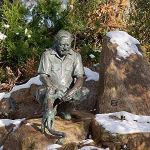 Durrell Statue