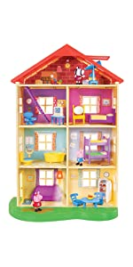 Amazon Com Peppa Pig Advent Calendar Toys Amp Games