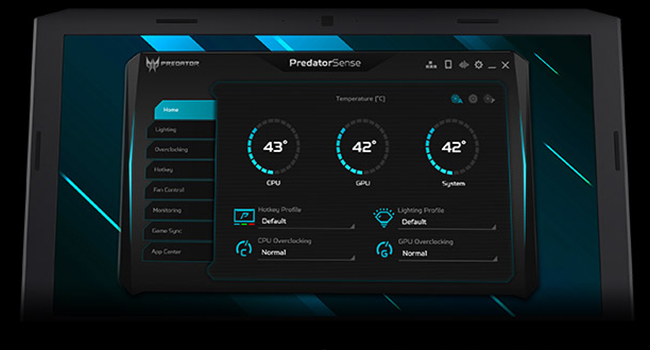 Predator Helios 700 Intel Core i9 RTX 2070 144Hz NVIDIA G-SYNC