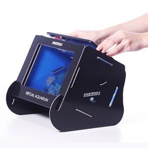 Acuario virtual - Dibuja tu pez, escanéalo, y mételo en el acuario ...