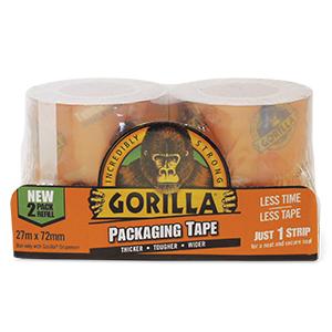 Gorilla Verpakking Tape 27m Refill