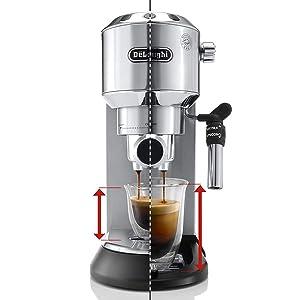 italian coffee machines Delonghi Nespresso