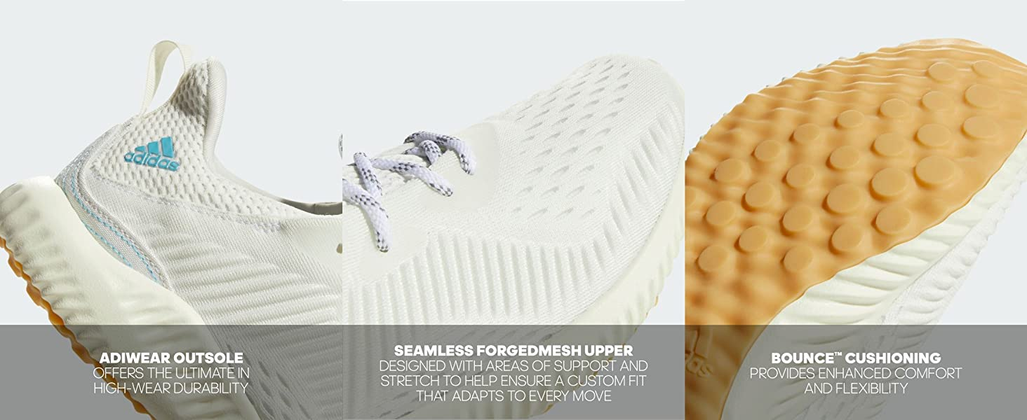 online store 363f4 6a098 adidas Alphabounce 1 Parley. alphabounce Parley Women
