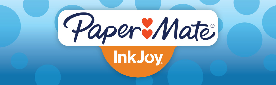 Paper Mate InkJoy banner