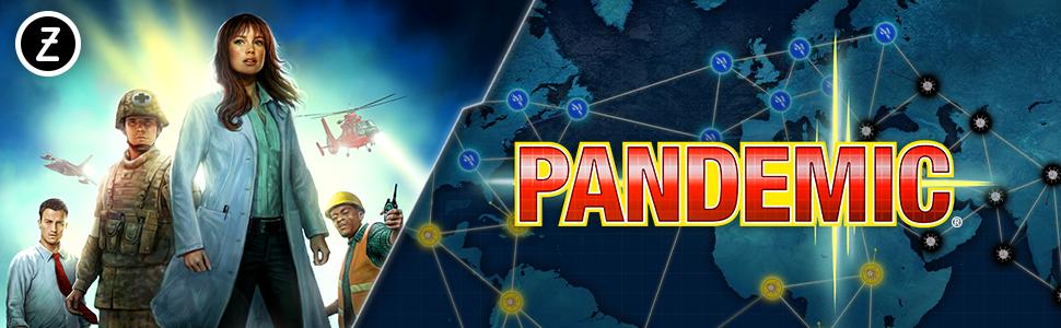 Amazon Com Pandemic Toys Games