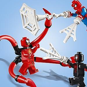 Spider-man, LEGO, super hero