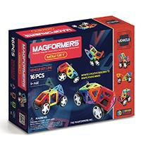 Magformers, magnetic construction, MagDesign, geomag, building set, magnets, educational toy, STEM,