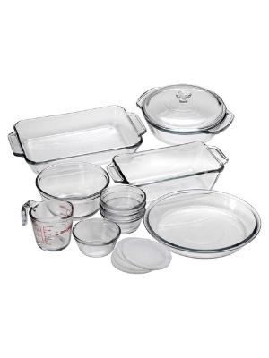 Oven Basics, Anchor Hocking, Glass Bakeware, Baking Dishes, Glass Baking Dish