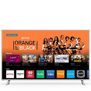 VIZIO 55 Inches 4K Ultra HD Smart LED TV P55-E1 (2017