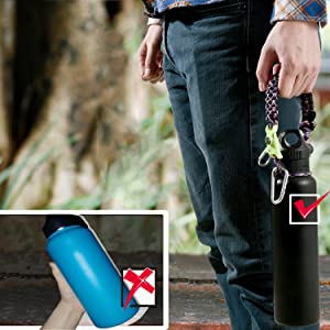 hydro flask carrier