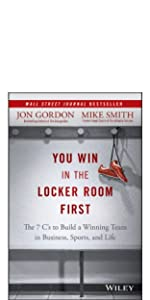 you win in locker room, jon gordon, jon gordon books, jon gordon guides, jon gordon fables