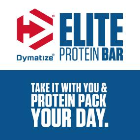 Dymatize, dymatize bar, protein bar, protein, protein snack, whey protein, protein isolate,