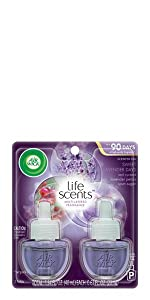 Amazon.com: Air Wick Scented Oil Air Freshener, Lavender