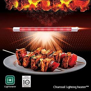Charcoal Lighting Heater