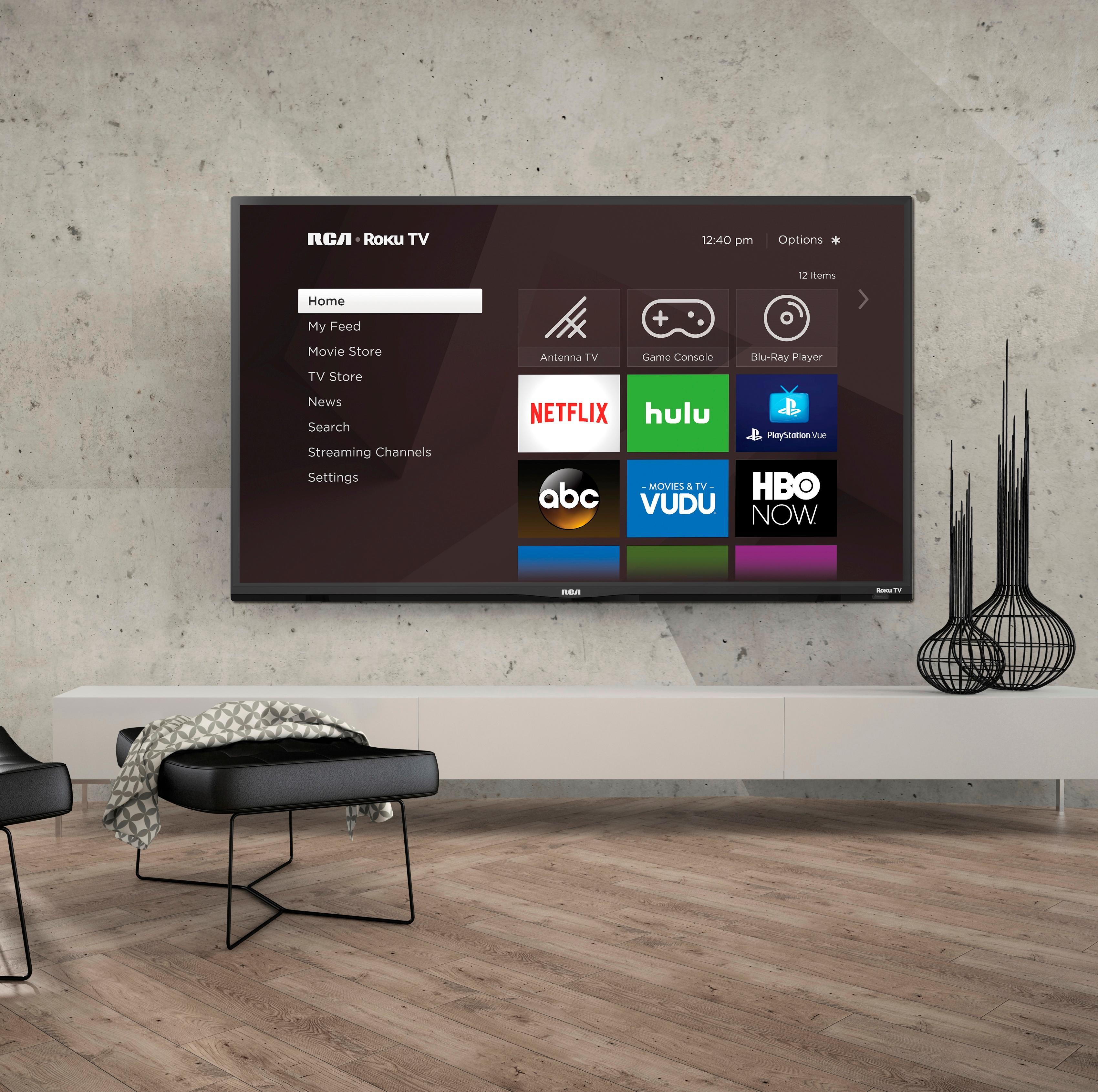 Amazon.com: RCA RTR5060 50-Inch 1080p Roku Smart LED TV