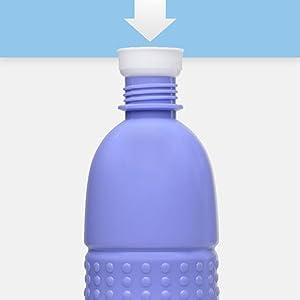 pulv/érisateur de bidet personnel avec sac de rangement 500 ml pour le nettoyage de la Puerpera enceinte les voyages et le nettoyage ext/érieur YumSur Bidet de voyage portable les soins du b/éb/é