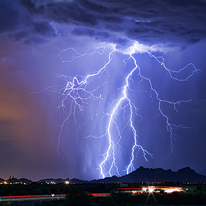 Lightning storm surge protection against spikes and flucuations electronics safety warranty