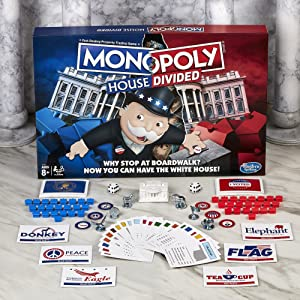 monopoly; classic monopoly; classic board games; games for the classroom; election board game